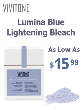 Vivitone Lumina Blue Lightening Bleach