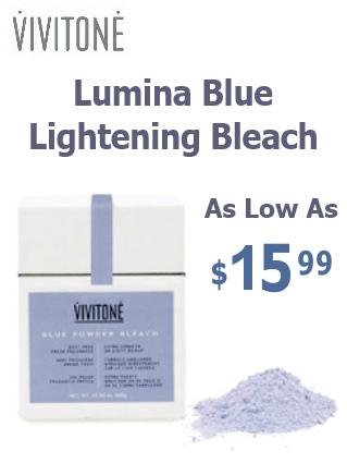 Vivitone Lumina Blue Lightening Bleach